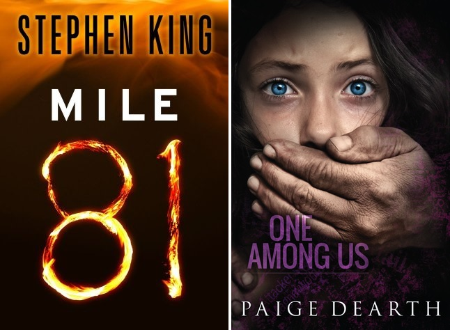 The King and I! Steven King ranks #29, Paige Dearth #30 in Horror/Suspense!